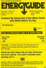 energyguide label new haven indiana