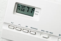 Heat More Efficiently When You Use a Programmable Thermostat