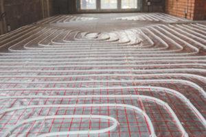 Radiant Floor Heating: Considerations for Installation