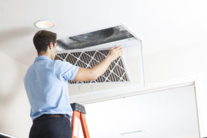 Winter HVAC Maintenance: Change Your Air Filter More