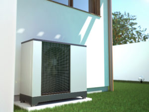 Comparing Air Source and Ground Source Heat Pumps