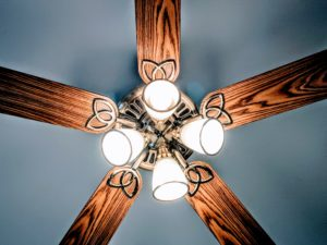 ceiling fan care